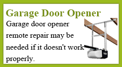 Opener Garage Door Repair Haltom City TX