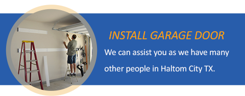 Installation Garage Door Repair Haltom City TX